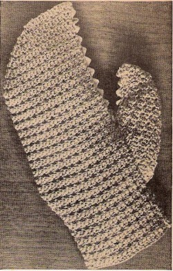 Lobster Claw Mit Vintage Crochet Patterns